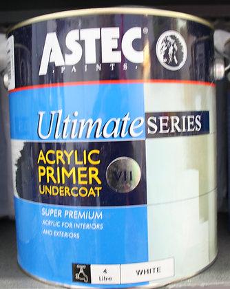 Astec Ultimate Series. Interior. Primer Undercoat, 4lt