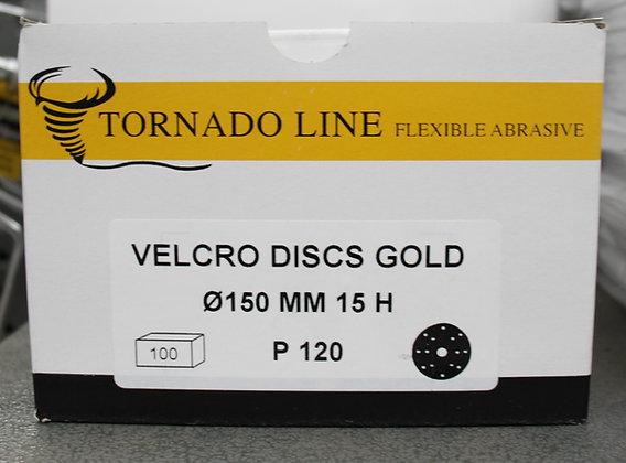 Tornado Velcro Discs: Box of 100