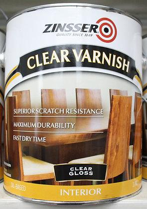 Zinsser Oil Based Gloss Furniture Varnish