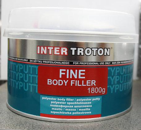 Troton Fine Body Filler 1.8kg