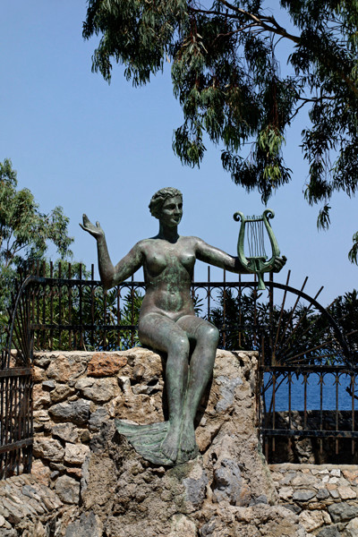 Statue of Kalymnian Beauty