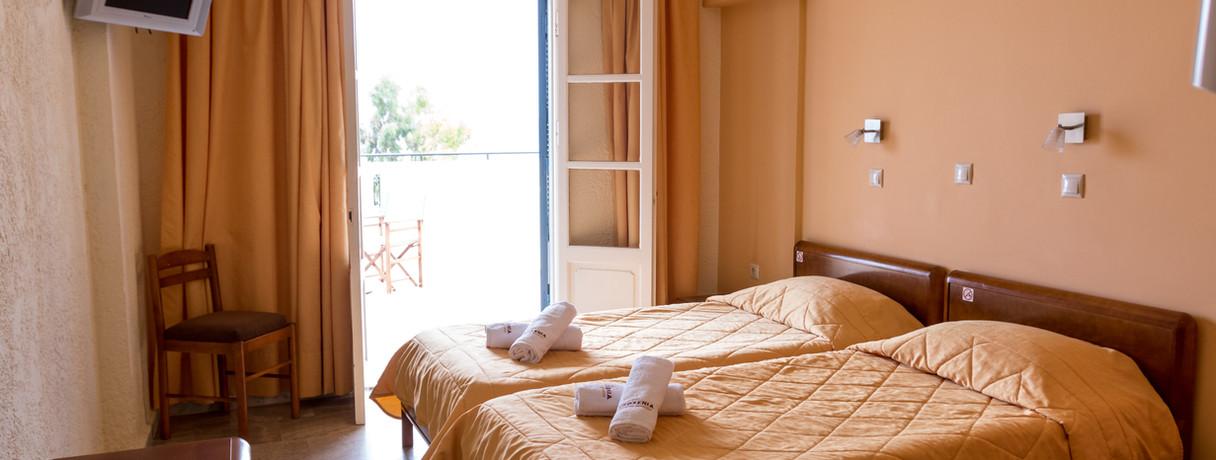 2nd Floor Rooms