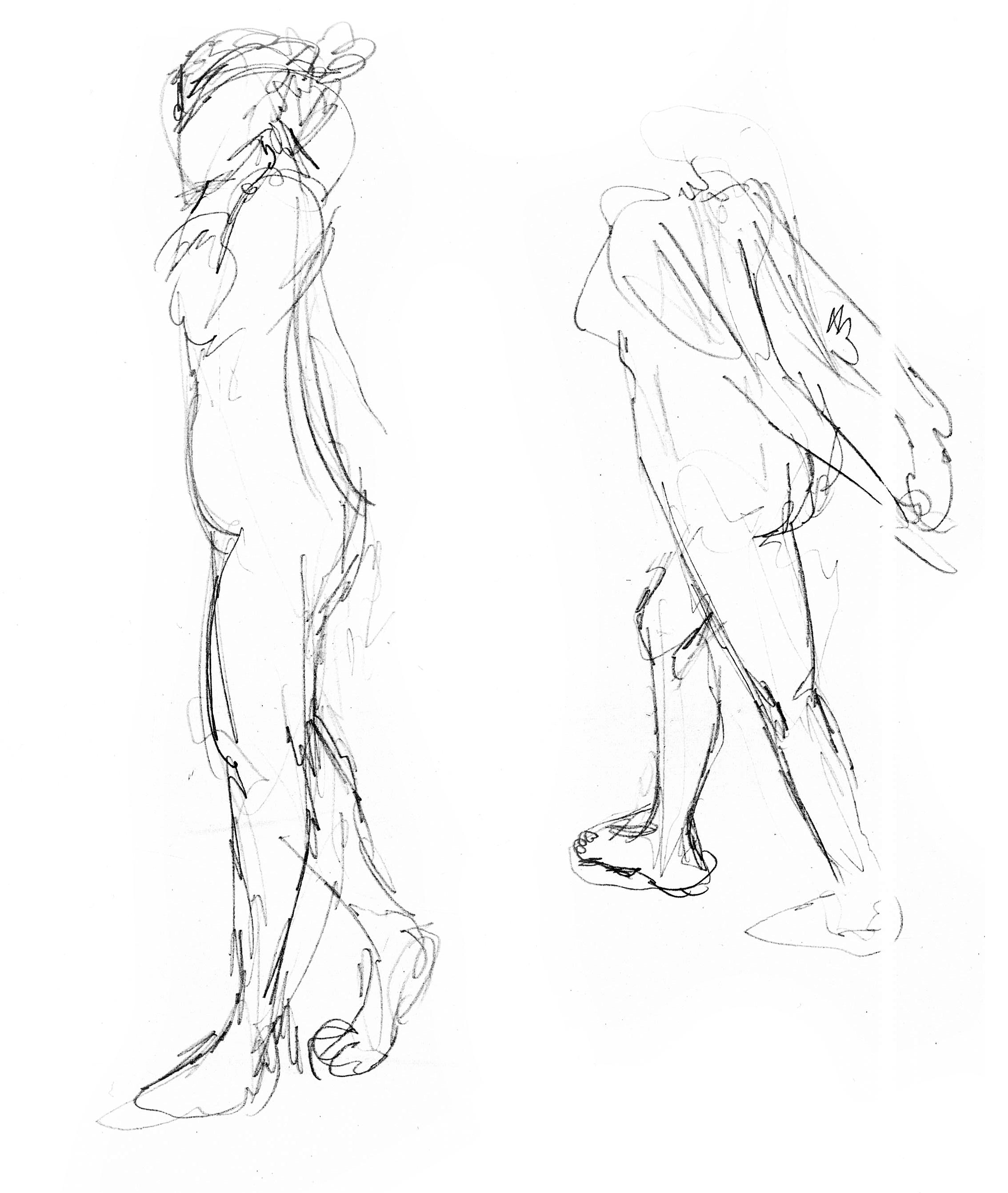 Backs and Arms