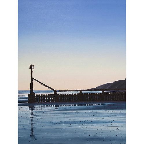 Morning at Sheringham Beach, Norfolk