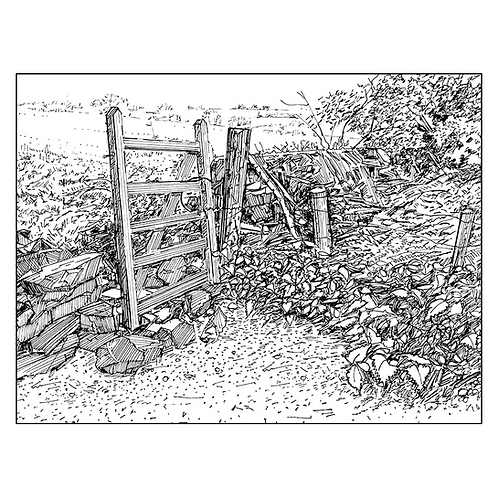 Gate into The Outwoods II