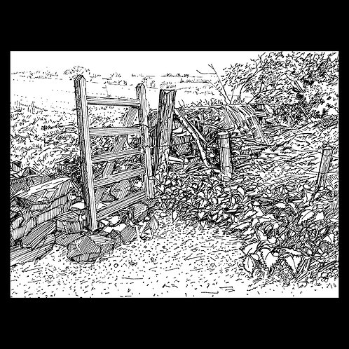 copy of Gate into The Outwoods II