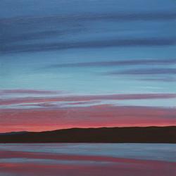 Sunset at Lochranza, The Isle of Arran – 21-15