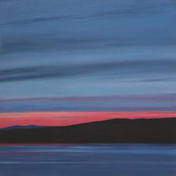 Sunset at Lochranza, The Isle of Arran – 21-25