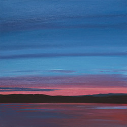 Sunset at Lochranza, The Isle of Arran – 21-20