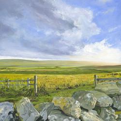 The Missing Gate, Alston Moor, Cumbria