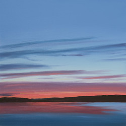 Sunset at Lochranza, The Isle of Arran – 21-10