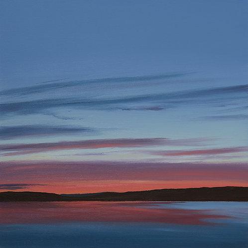 Sunset at Lochranza II, The Isle of Arran
