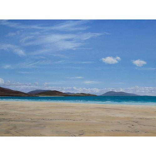 Luskentyre Beach, The Isle of Harris
