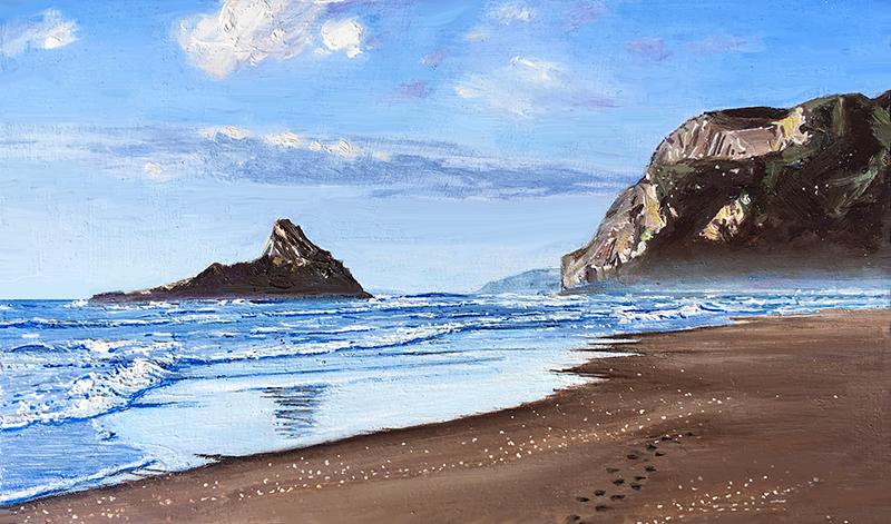 Kerekere Beach