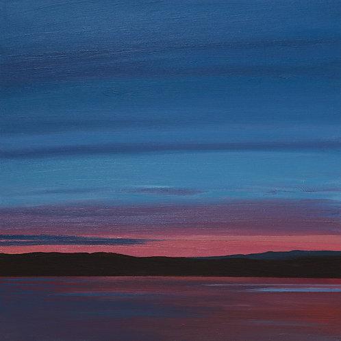 Sunset at Lochranza IV, The Isle of Arran