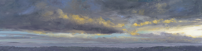 Gathering Clouds, The Isles of Scilly