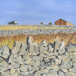 Dry Stone Walls, Derbyshire