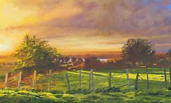 Sundown, County Wicklow, Ireland