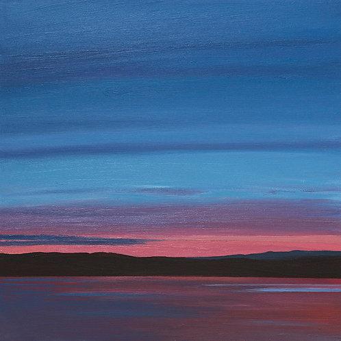 Sunset at Lochranza, The Isle of Arran – 21:20