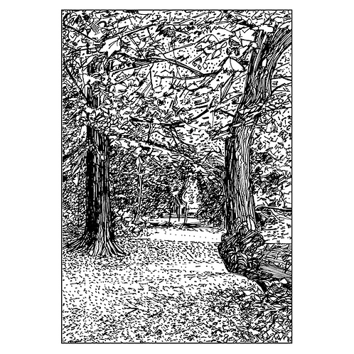 Two Trees, Jubilee Wood