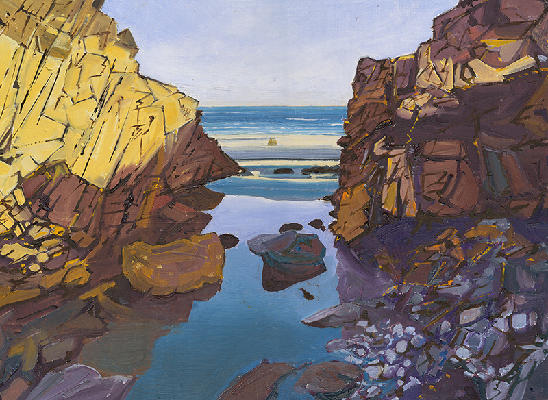 Rock Pools at Kennack Sands - 2, Cornwall
