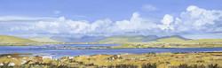 Midday at Ros Muc, Connemara, Ireland