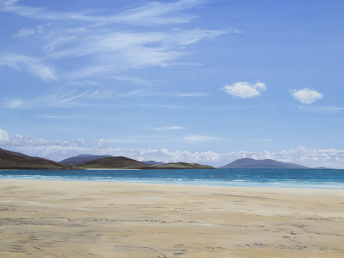Luskentyre Beach, The Isles of Harris