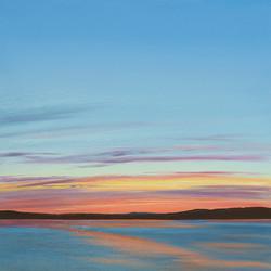 Sunset at Lochranza, The Isle of Arran – 21-05