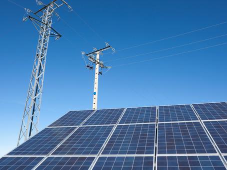 A TRANSFORMAÇÃO DA ENERGIA SOLAR EM ELÉTRICA