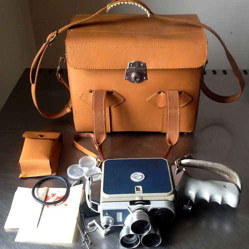 Ретро камера 8MM EUMIG С3М (Австрия) 1962 год
