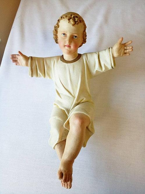"""Скульптура """"Младенец Христос"""" для Рождественского Вертепа"""