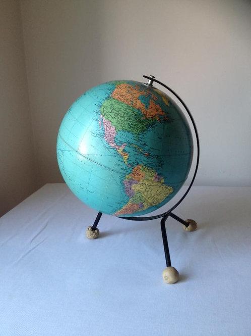 Глобус настольный, Франция 60гг