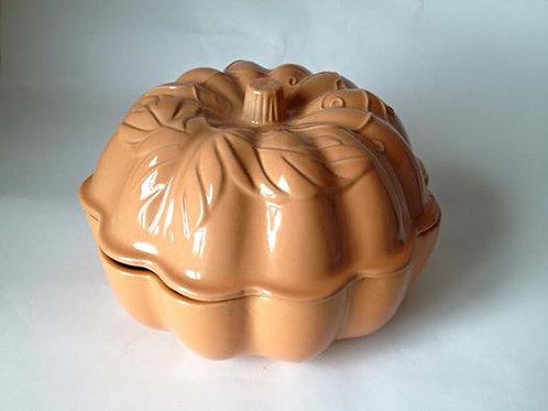Керамическая форма для запекания тыквы