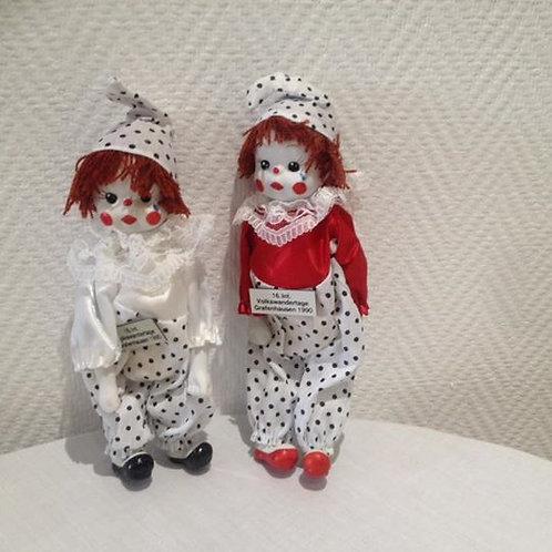 Винтажные клоуны из Франции и Германии! (МА)