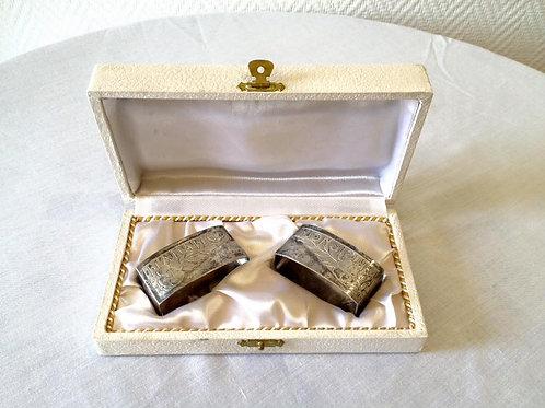 Кольца для салфеток Мадам и Месье