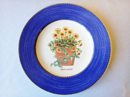 Коллекционная тарелка фарфор, Wedgwood