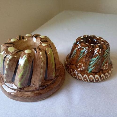 Керамические формы для кекса