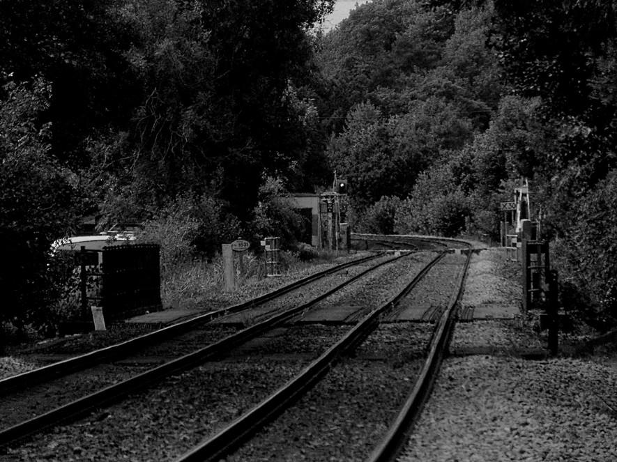 Norwich Train Track