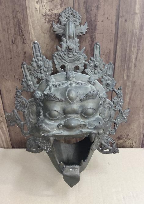 Tibetan Bronze Ceremonial Piece