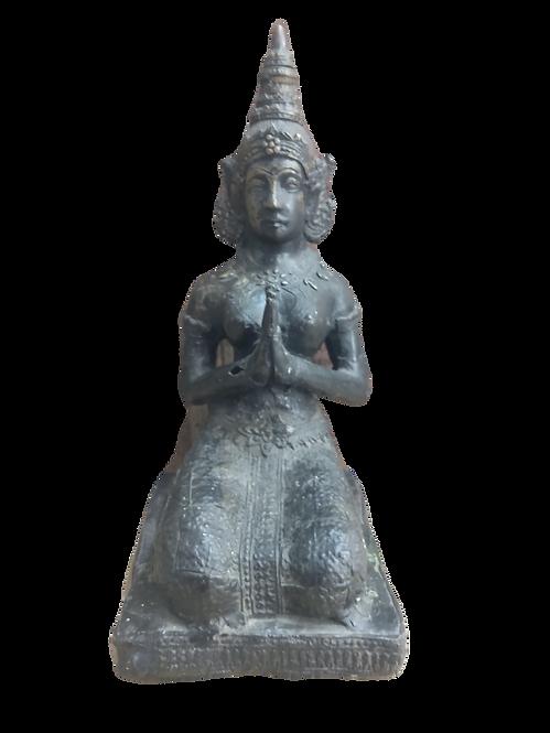 Bronze Deity Ornament