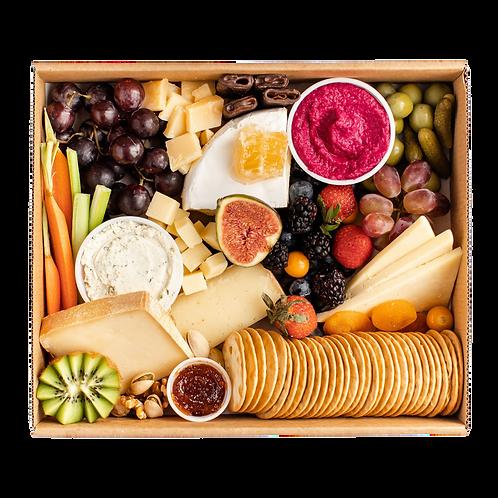 vegetarian graze box