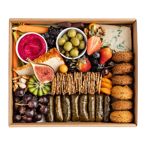 vegan graze box