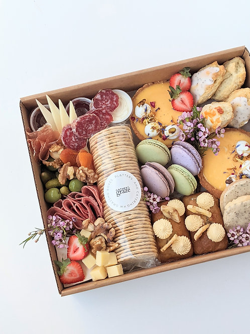 Mother's Day Afternoon Tea Box