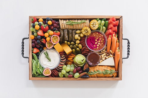 Vegan Medium Grazing Platter