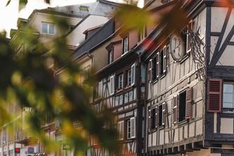 Promenade dans les rues de Colmar