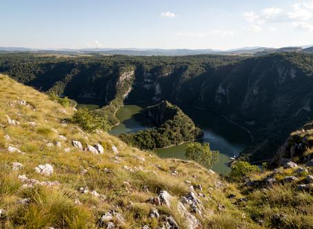 Serbie Nature - Canyon de l'Uvac