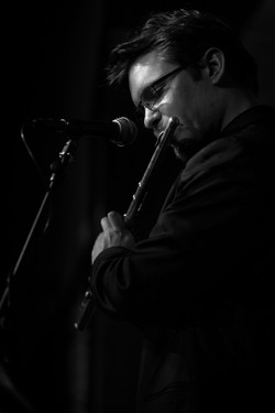 Baptiste HERBIN: sax ténor/flute