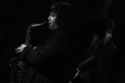 GÉRALDINE LAURENT : saxophone