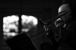 GILLES REPOND : trombone