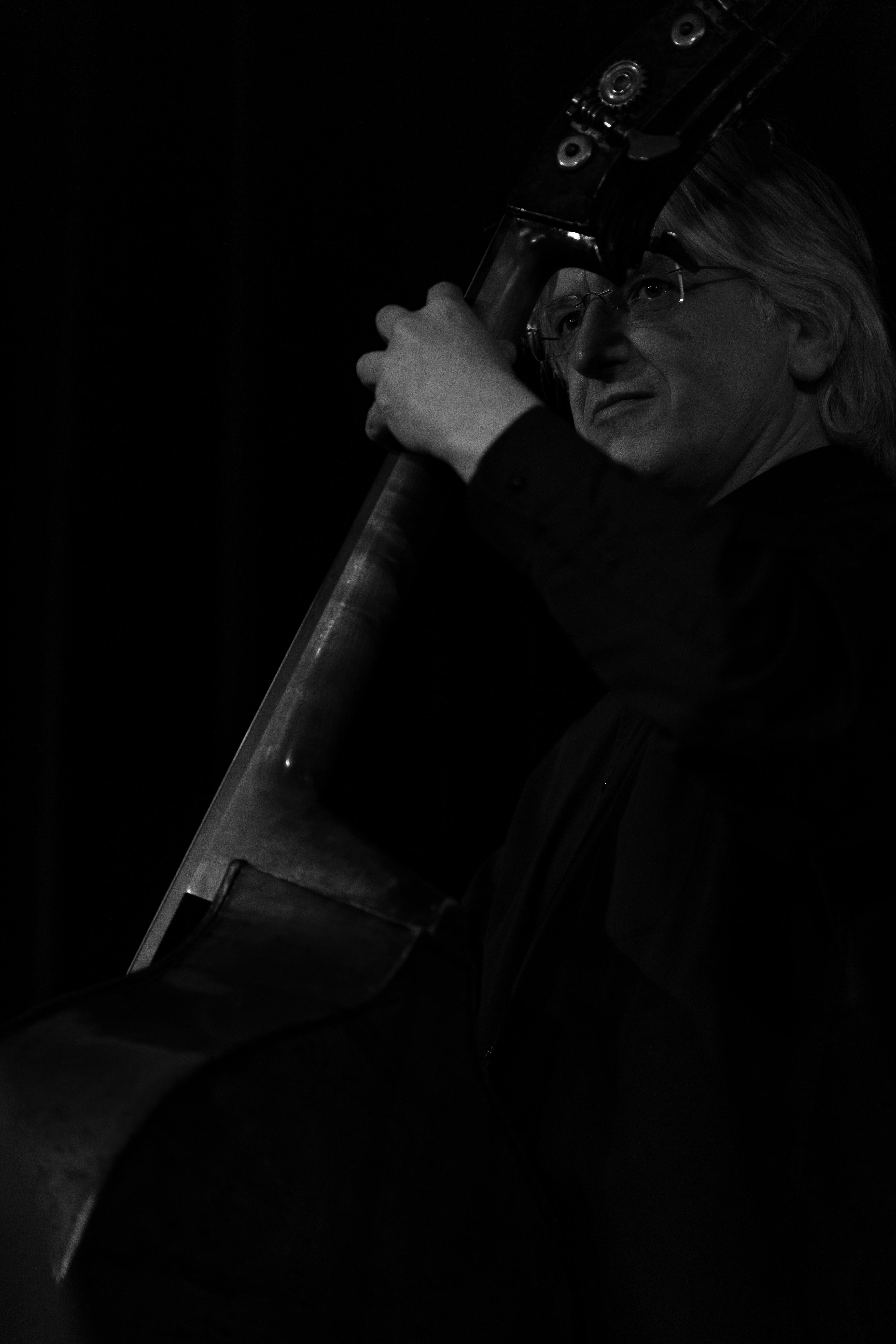 François MASSE : contrebasse